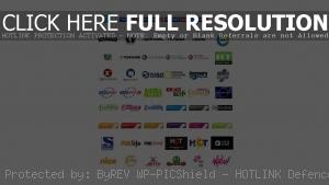 Логотипы телеканалов