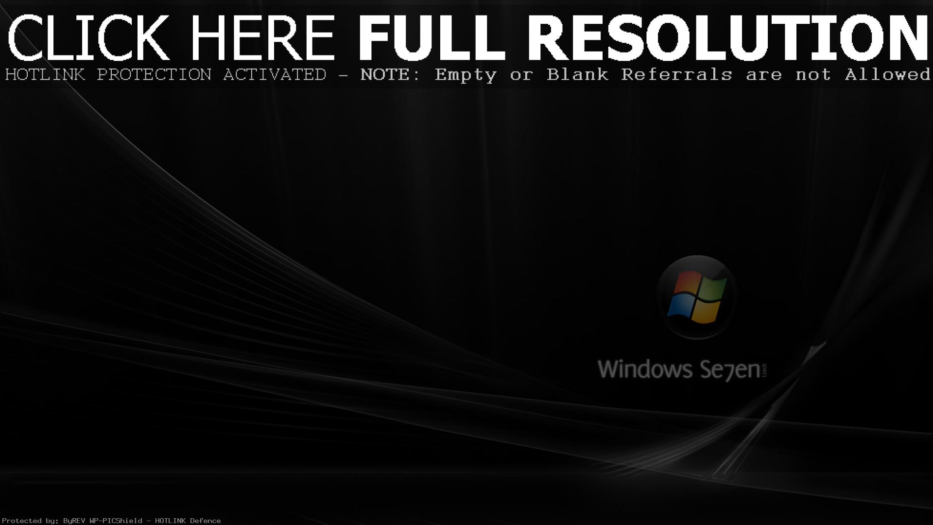 Change language in Windows 7 Nothing on the screen except