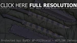 Камуфляжный нож